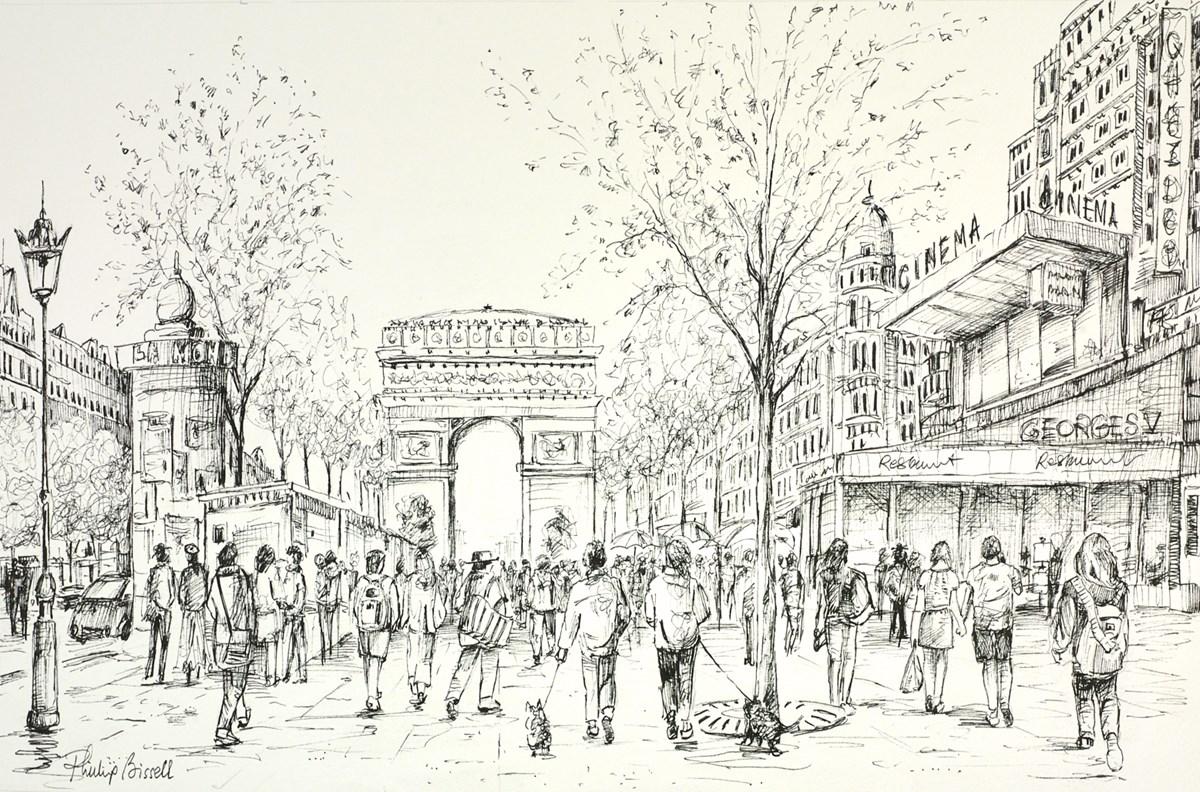 A Champs Elysses Weekend